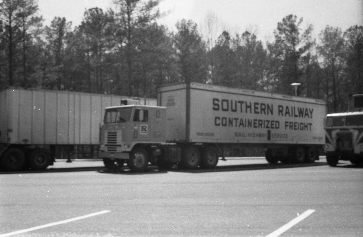 Image result for southern railway early TOFC